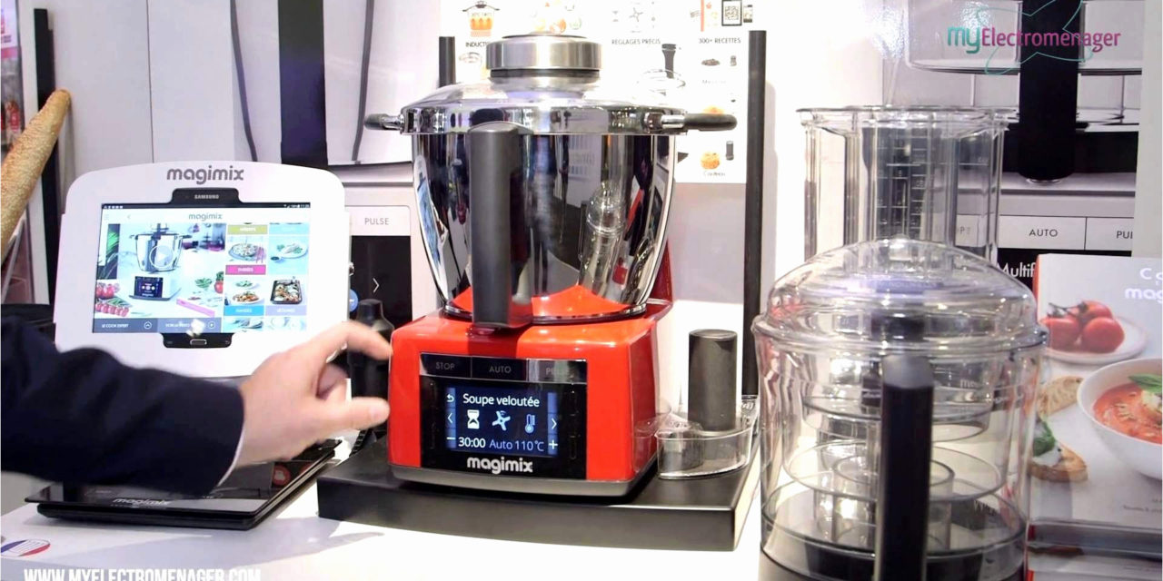 Comparatifs meilleurs robots cuiseurs