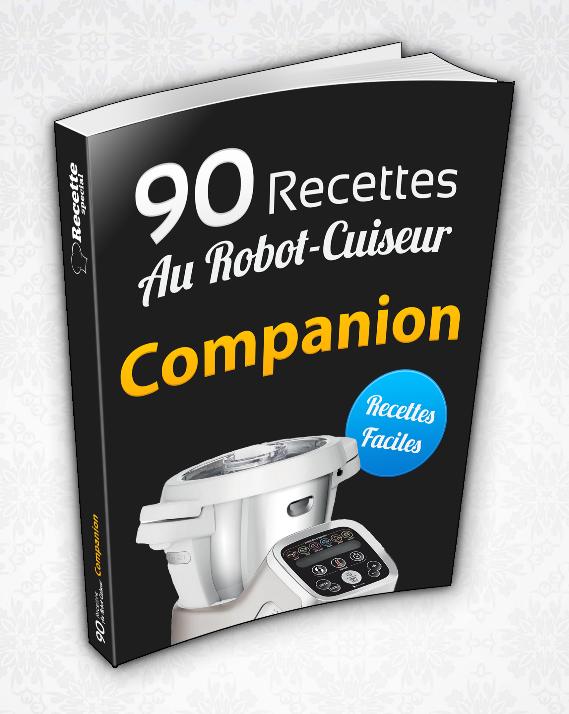 90 recettes au robot cuiseur companion
