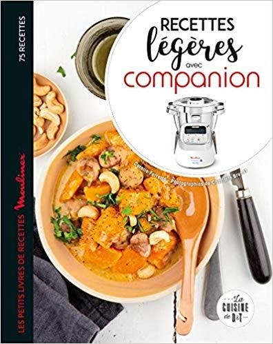 recettes légères avec companion