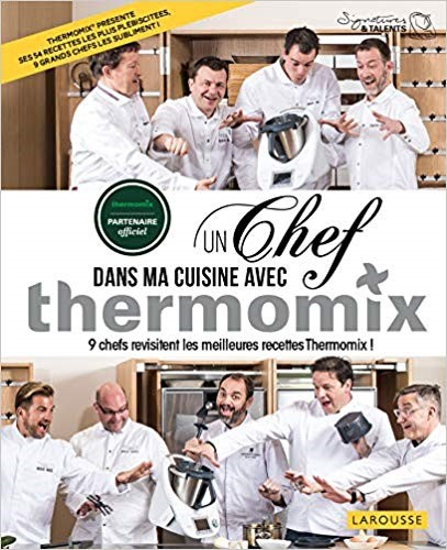 Selection Des Meilleurs Livres De Recettes Pour Thermomix