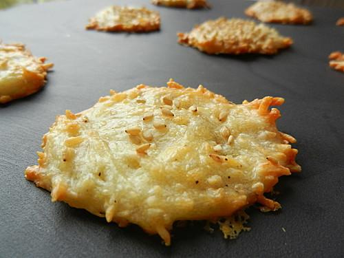 cuisine sans gluten en 120 recettes - biscuit apéro croustillant au gouda