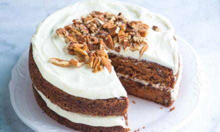 Recette petit déjeuner végétarien : Flocons de sarrasin « OVERNIGHT » en carrot cake