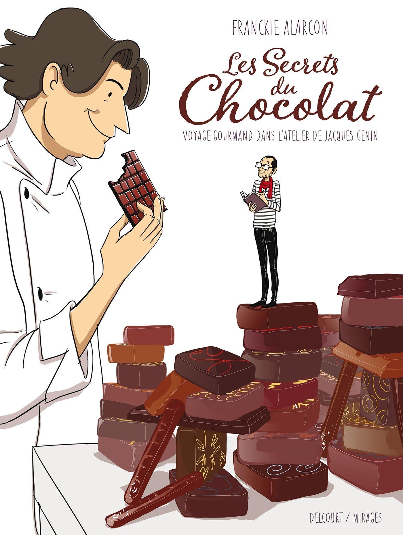 Les secrets du chocolat