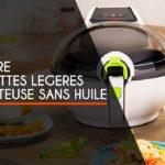 TOP LIVRE DE RECETTES LÉGÈRES A LA FRITEUSE SANS HUILE
