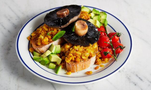 Meilleurs livres de recettes petit déjeuner végétalien
